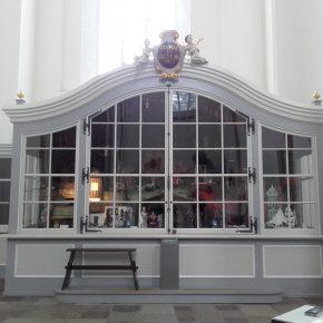 Szopka w kościele pw. Św. Trójcy